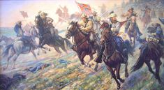 It's always amazing when something like this happens. A few days ago, I received an email from the Civil War Trust, stating that they had secured 10 acres of the battlefield at Brandy Station…