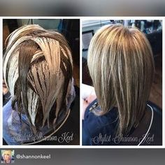 I never do thos unless I have WELLA Color ID. This is from a while ago. But still one of my faves. #hairpainting #paintingandlowlight @imallaboutdahair @authentichairarmy @modernsalon @behindthechair_com @hotonbeauty @thebalaycollage