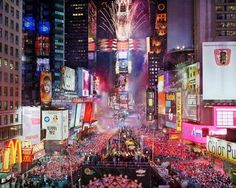 Happy New Year 2016 New York USA ! #NYE2016 #NewYork #USA @Dhambaalka
