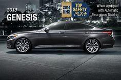 The 2015 Hyundai Genesis | The Best Premium Luxury Sedan | Hyundai