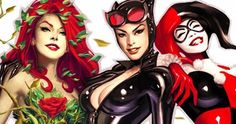 Gotham City Sirens Director Confirms DC Villains Joining Harley Quinn -- Director David Ayer reveals two of the female DC villains that will be joining Harley Quinn in Gotham City Sirens. -- http://movieweb.com/gotham-city-sirens-movie-villains-catwoman-poison-ivy/