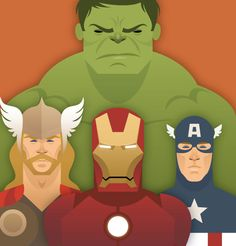Avengers  by  Stanley Chow