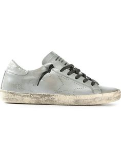 Shop Golden Goose Deluxe Brand 'Super star' sneakers in Biffi from the world's best independent boutiques at farfetch.com. Over 1000 designers from 60 boutiques in one website.