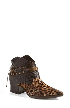 Donald & Lisa Signature 'Freja' Bootie (Women) available at #Nordstrom