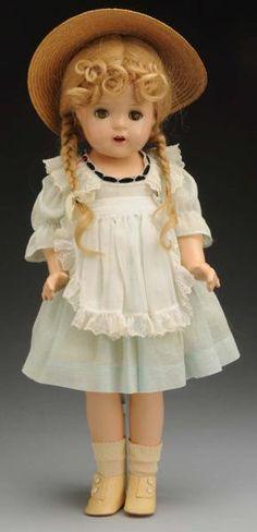 "Original Alexander ""McGuffey Ana"" Doll."