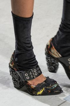 Antonio Marras at Milan Fashion Week Fall 2017 - Details Runway Photos
