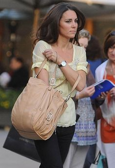 Kate, just shopping..