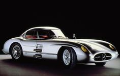 Mercedes-Benz 300 SLR. For more information on our classic models, visit here: mbenz.us/M13sTP