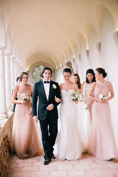 Classic perfection | South of France Destination Wedding from One and Only Paris Photography @Tammy Duong