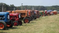 42nd Annual Southeast Old Threshers Reunion - learn more at FarmCarolina.com