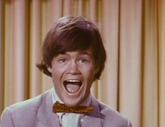 Micky Dolenz Mickey Dolenz, Michael Nesmith, James Cagney, Radio Personality, Crazy Man, My First Crush, Pop Rock Bands, Davy Jones, The Monkees