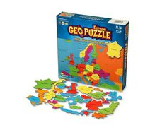 GeoToys Puzzles and Globes - Ends on August 8 at 9AM CT