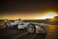 formula E's spark-renault electric racecar