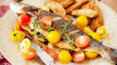 NYT Cooking: In summer I want a dish that tampers with the tomato-fish formula as little as possible. So instead of…