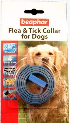 tick collars for dogs