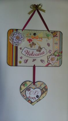 Welcome! Scrapbooking