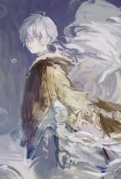 Fushi - Fumetsu no Anata e - Image - Zerochan Anime Image Board Pink Blood, Natsume Yuujinchou, Artist Alley, Storyboard Artist, Neon Genesis Evangelion, Manga Games, Anime Guys, Anime Characters, Fantasy Art