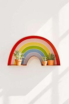 Slide View: 1: Rainbow Shelf