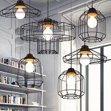 NEW BULBS FREE MODERN VINTAGE INDUSTRIAL RETRO LOFT CEILING LAMP PENDANT LIGHT