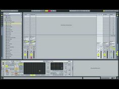 Sound Design in Ableton Live Tutorial - Icy Shimmer Effect - YouTube