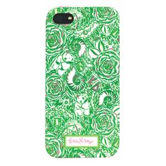 """This clever and colorful Lilly Pulitzer Sorority iPhone® 5 case offers direct access to all features.Your iPhone® 5 will thank you when you wrap it in Lilly """"Greek"""" luxury! An excellent gift for yourself, a girlfriend, or sorority sister, this Lilly sorority iphone 5 case is from the Lilly Pulitzer Sorority collection.  • Sleek and durable with soft touch protective coating. • Fits Apple iPhone® 5 and iPhone 5S.  iPhone is a trademark of Apple Inc., registered in the U.S. and other…"""