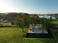 Gästehaus in Norwegen / Großartiges Kleinformat - Architektur und Architekten - News / Meldungen / Nachrichten - BauNetz.de