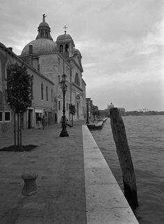 #Venezia - Bonassin Piergiorgio - Giudecca, Riva delle Zitelle - #Venice #Italy