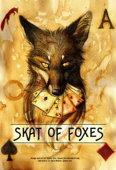 intro.. Skat of Foxes (by CulpeoFox)