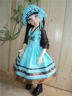 Марта и ее желание, теперь уже сбывшееся! часть 1 / Куклы Кайе Виггз, Kaye Wiggs dolls / Бэйбики. Куклы фото. Одежда для кукол