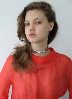 The Society Management Lindsey Wixson, Chokers, Management, Models, Detail, Fashion, Templates, Moda, Fashion Styles