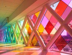 Arquiteto cria instalação para o Aeroporto Internacional de Miami
