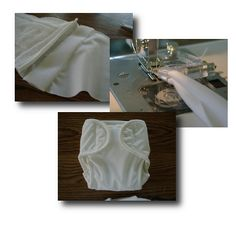 DIY Cloth diapers