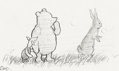 """""""If there ever comes a day when we can't be together keep me in your heart.  I'll stay there forever.""""  15 Incredibly Wise Truths We Learned From Winnie The Pooh"""