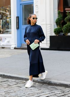 3 Street Style Looks from NYFW - Scout The City #street #style #fashion