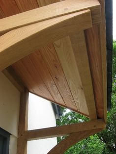 Quality Woodworks » Oak door canopy and Front door More & Quality Woodworks » Oak door canopy and Front door | jo ... Pezcame.Com
