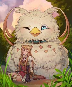 The Rising of the Shield Hero raphtalia and firo Anime Neko, Manga Anime, Anime Kawaii, Anime Art, Animation, Anime Kunst, I Love Anime, Anime Characters, Chibi