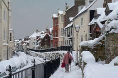 Hastings - One of my very favorite towns in England.