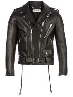 Saint Laurent Biker Jacket - L'eclaireur - Farfetch.com