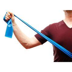 28102e26c4 Faixa Elástica para Exercícios Azul - Super Forte Faixa