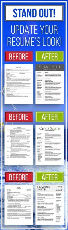 Resume Template - Resume Builder - CV Template - Free Cover Letter - microsoft resume builder free download