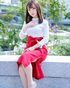 """🐣天瀬音羽🐥 on Instagram: """"* * * #photoshoot  #photography  #portrait #portrait_shots  #good_portraits_world  #ポートレート #ポトレ"""" School Girl Japan, Japan Girl, Cute Asian Girls, Cute Girls, Beautiful Japanese Girl, Kawaii, Asia Girl, Girl Model, Hottest Models"""