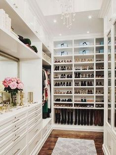 closet perfection.