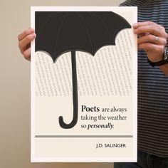 [BB-Blog]: Evan Robertson's literary giclée prints.