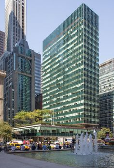 Lever House on Park Avenue, NYC