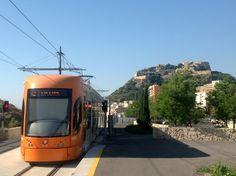 Récord: el TRAM de Alicante supera los 10 millones de viajeros
