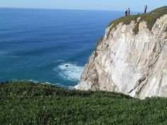 Cabo da Roca - the most western point in Europe.