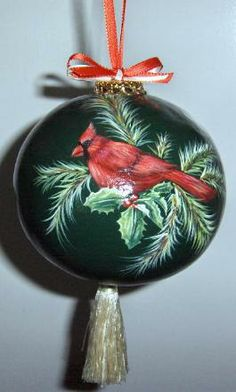 Hand Painted Gourds, Signs, Ornaments