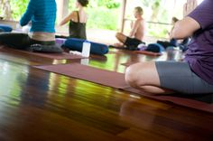 Thinking about becoming a yoga teacher or getting yoga instructor certification? Find out if yoga teacher training is the right choice for you
