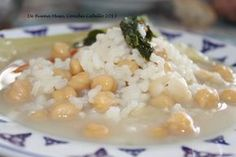 Puchero con arroz Risotto, Grains, Cooking, Ethnic Recipes, Food, Easy Food Recipes, Cook, Stew, One Pot Dinners