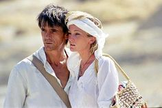 """Jeremy Irons & Patricia Kaas in """"And now ladies and gentlemen..."""" 2002"""